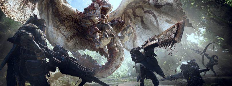 Monster Hunter World Featured artwork