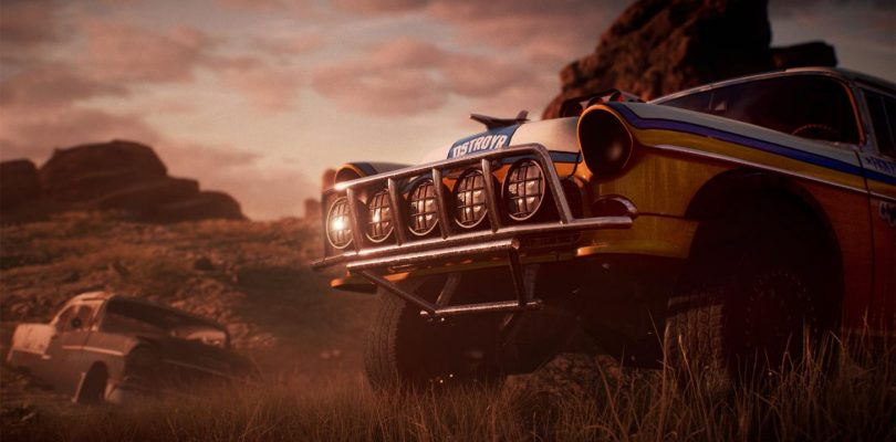 Need for Speed Payback Featured truck