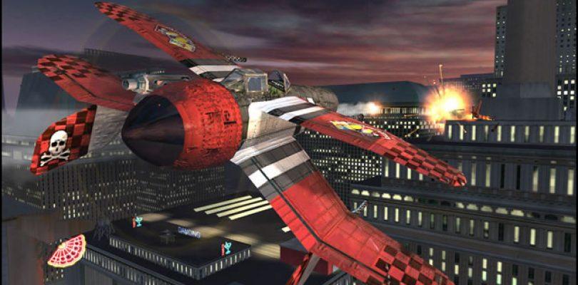 Original Xbox Crimson Skies 2
