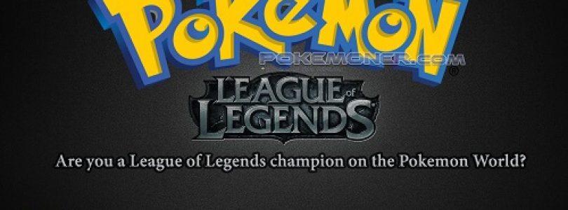 Fan Creates Pokemon League of Legends Game