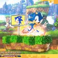 25th Anniversary Sonic Statue Revealed
