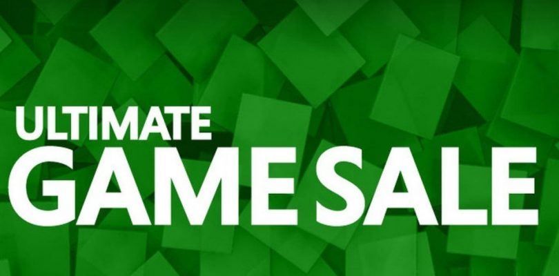 Microsoft Announces Ultimate Game Sale for 2017