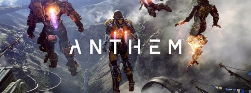 EA's Game Anthem is Announced During E3 and it Looks Great!