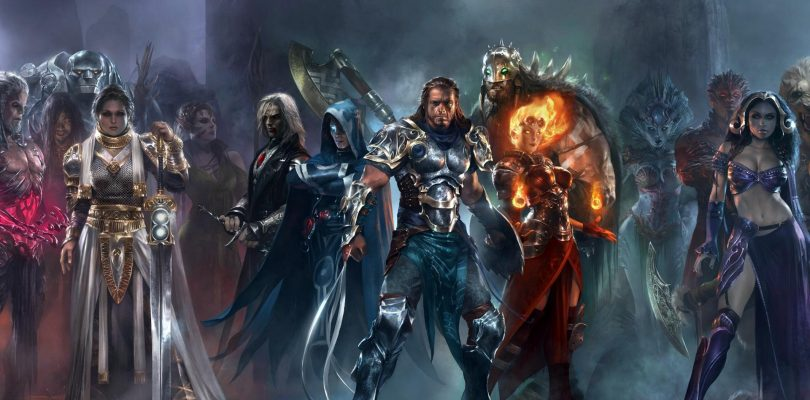 Magic The Gathering RPG Announced