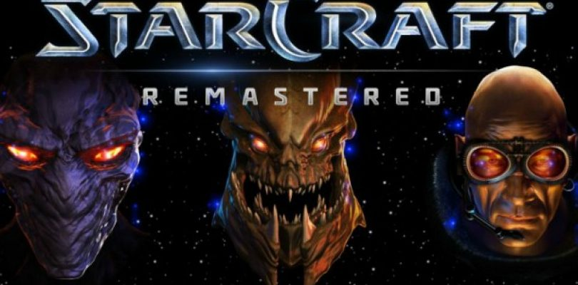 StarCraft: Remastered Release Date Announced