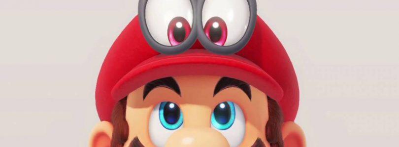 super-mario-odyssey-hat Nintendo