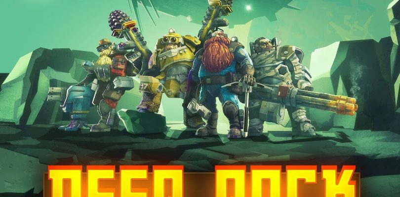 Deep Rock Galactic Announced During E3 and Coming Early 2018