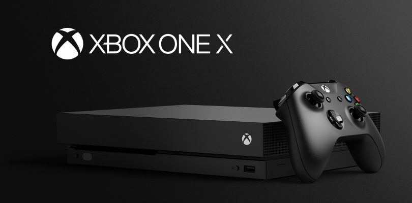 Deconstructed Xbox One X is Captivating