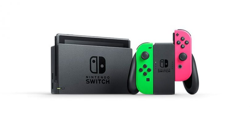 Splatoon 2 Switch Accessories Now Available!