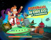 Futurama World of Tomorrow Title Screen
