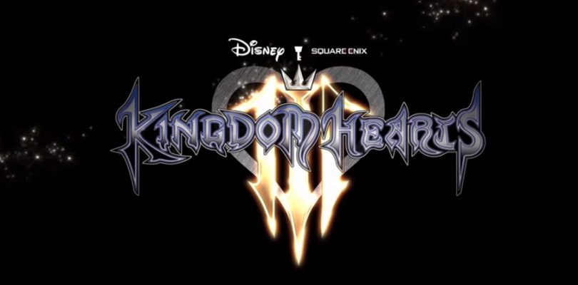 Kingdom Hearts 3 D23 information