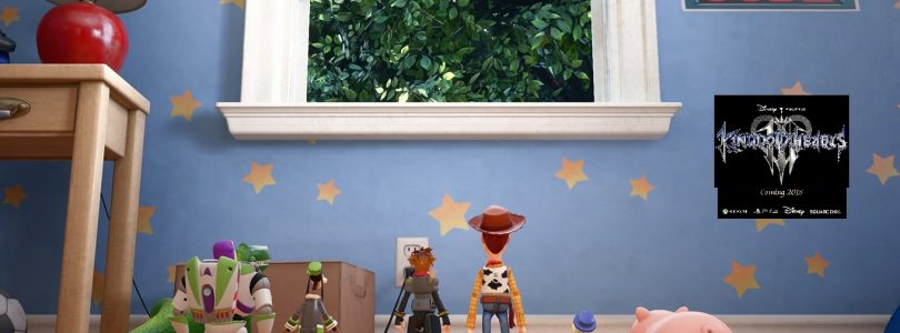 New Toy Story World Revealed for Kingdom Hearts III