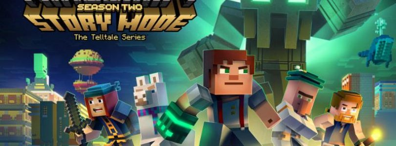 Minecraft: Story Mode Season 2 Ep 1 Out Now