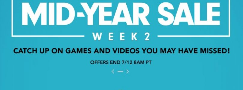 PlayStation Mid-Year Sale Prices