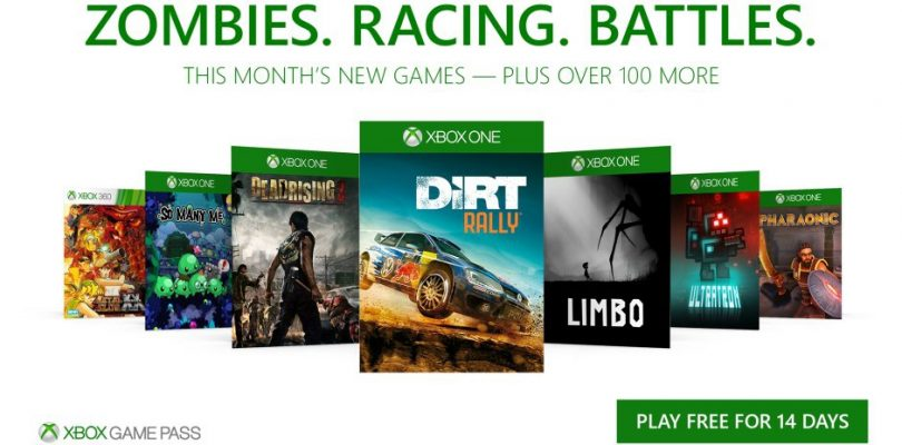 Xbox Game Pass To Add Dead Rising 3, Limbo, And More On August 1st