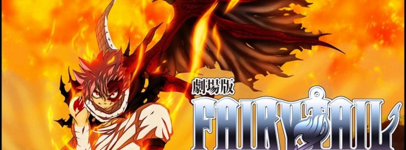 """Limited Theatrical Release of """"Fairy Tale: Dragon Cry"""" Coming in August"""