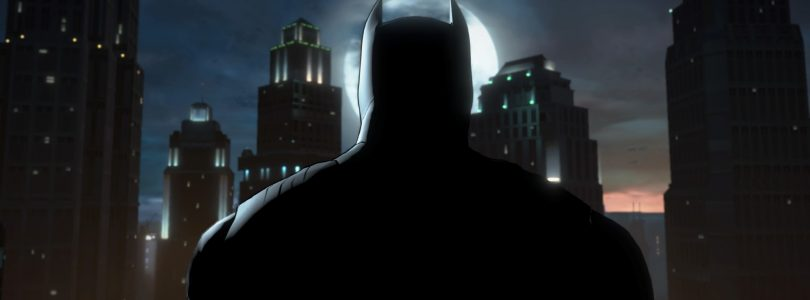 Batman Enemy Within Featured Art