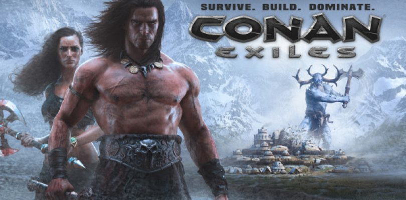 Conan Exiles Launches on Xbox Game Preview Tomorrow