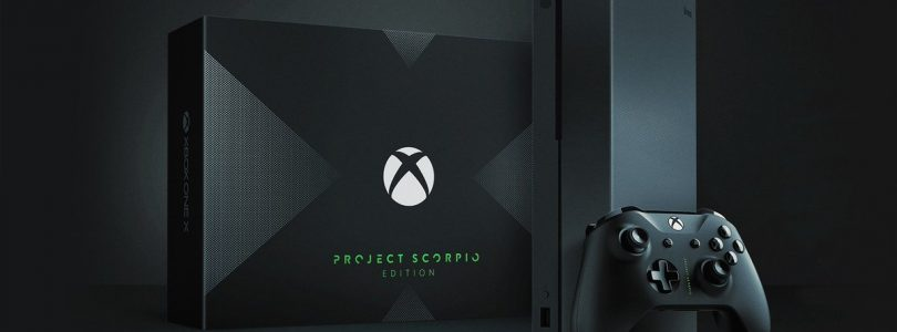 Project Scorpio Edition Xbox One X Announced And Pre-Orders Are NOW LIVE