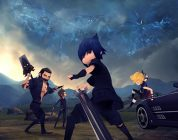 Final Fantasy XV Pocket Edition Revealed