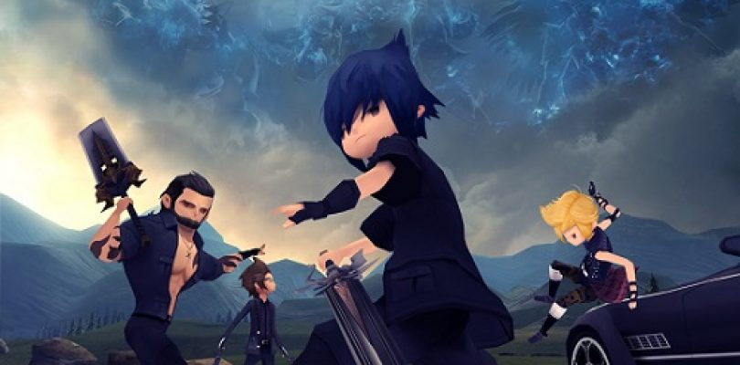 Final Fantasy XV Pocket Edition Revealed