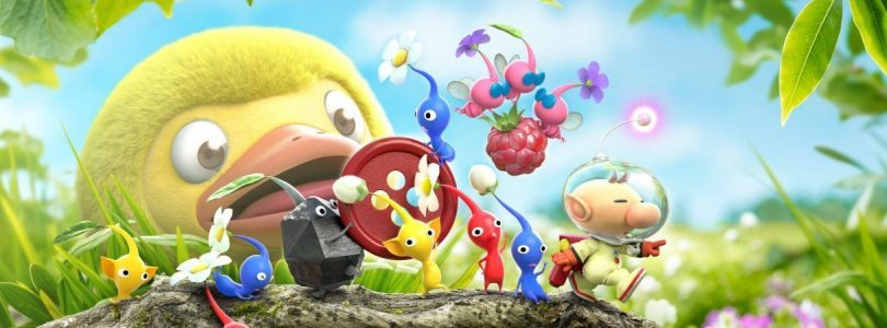 Hey Pikmin Featured