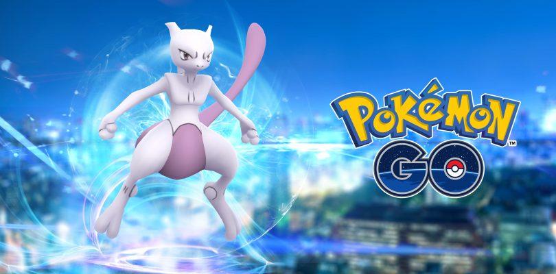 Mewtwo Exclusive Raids Coming to Pokemon Go