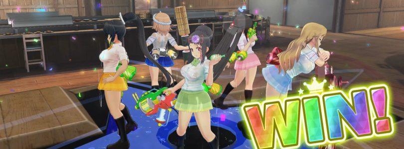 Senran Kagura Peach Beach Splash Gets Sexy Soaker Edition