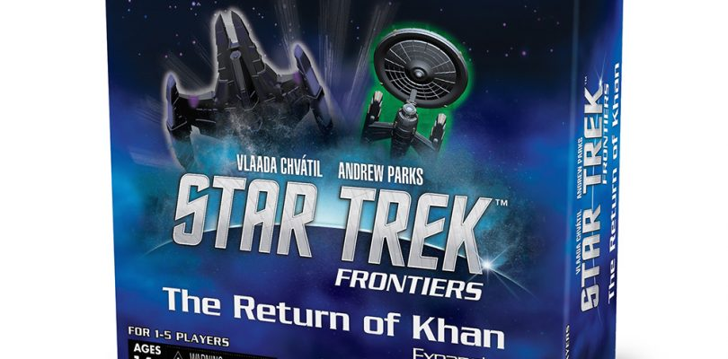 Star Trek: Frontiers Gets The Return of Khan Expansion