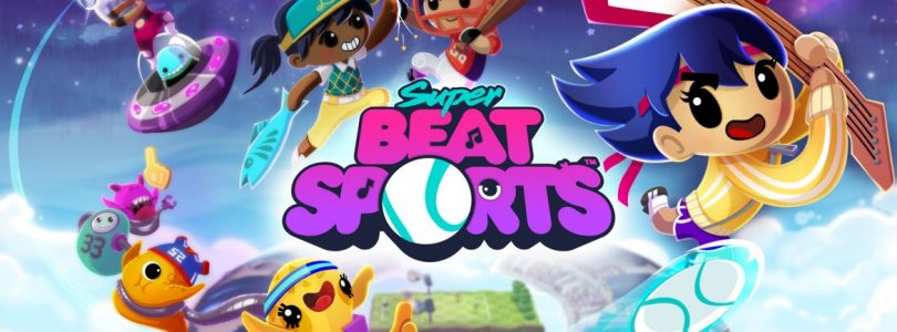 Harmonix Reveals Super Beat Sports For Nintendo Switch