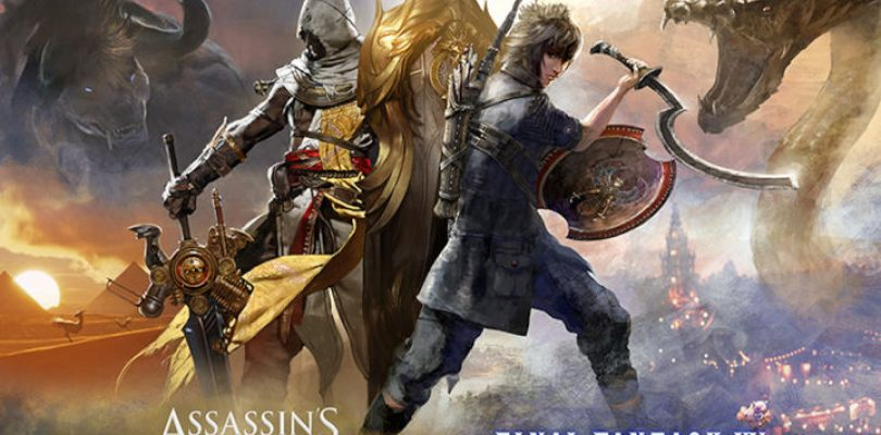 Crossover Between Assassin's Creed And Final Fantasy XV Announced