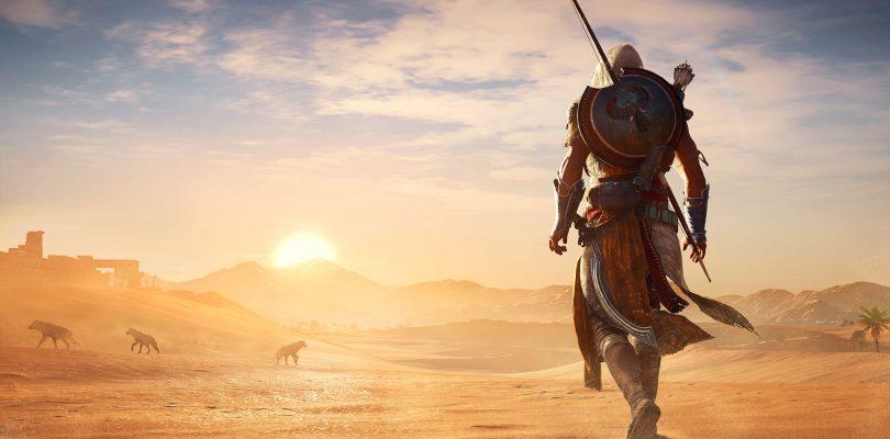 Gamescom 2017: New Assassin's Creed Origins CGI Trailer Revealed