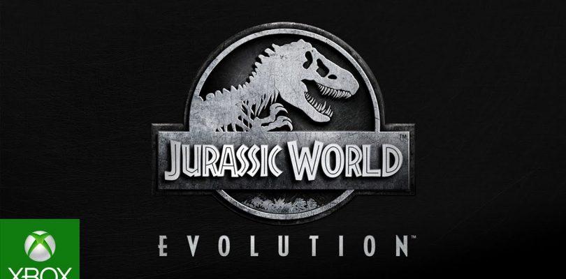 Gamescom 2017: Park-Building Sim Jurassic World Evolution Announced