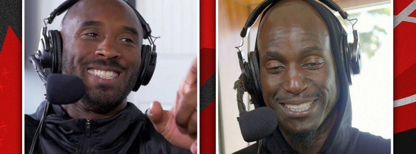 Kobe Bryant And Kevin Garnett Joining NBA 2K18 As Guest Commentators