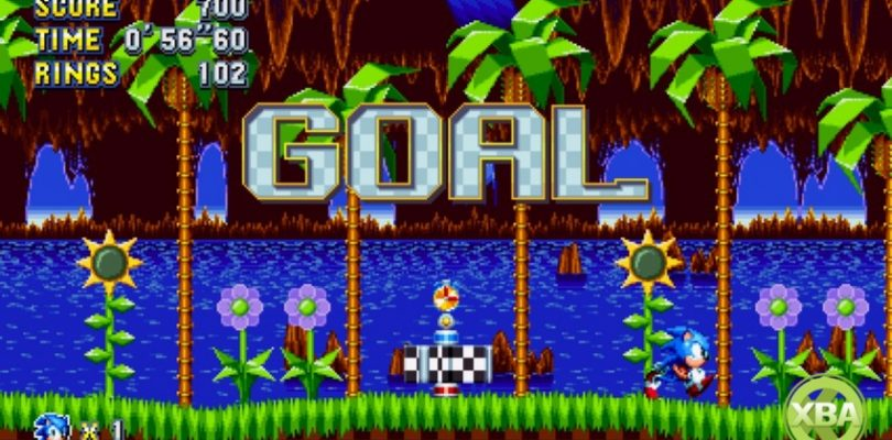 Sega Shows off New Sonic Mania Bonus Stages and Time Attack Mode