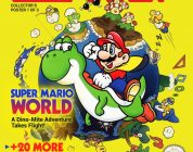 Three SNES Classic-Themed Nintendo Power Covers Revealed By Nintendo