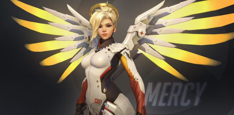 Upcoming Overwatch Update Changes Mercy's Ultimate