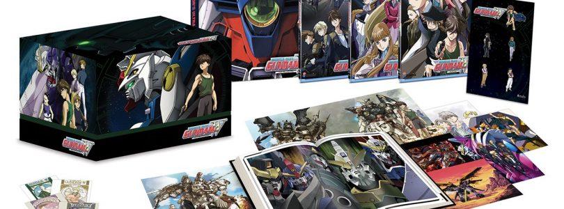 Gundam Wing and Revolutionary Girl Utena Get Holiday Blu-ray Releases