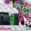 Nintendo Switch Splatoon 2 Edition Bundle Arriving Soon At Walmart Stores