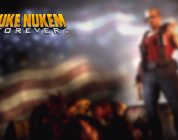 Duke Nukem Forever Splash Screen