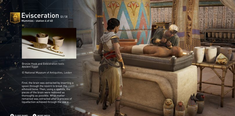 Assassin's Creed Origins To Receive Discovery Tour Mode Early Next Year