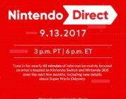 Switch and 3DS Nintendo Direct Arriving This Wednesday
