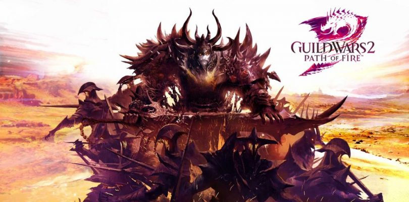 Guild Wars 2: Path of Fire Mounts Revealed