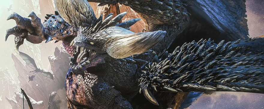 five awesome things revealed for monster hunter world