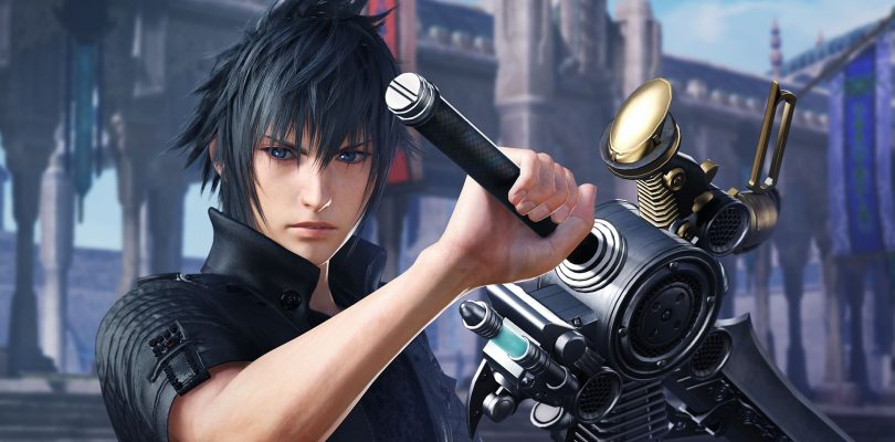Noctis is coming to Dissidia NT