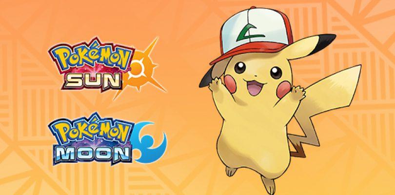 Pikachu in a Hat event