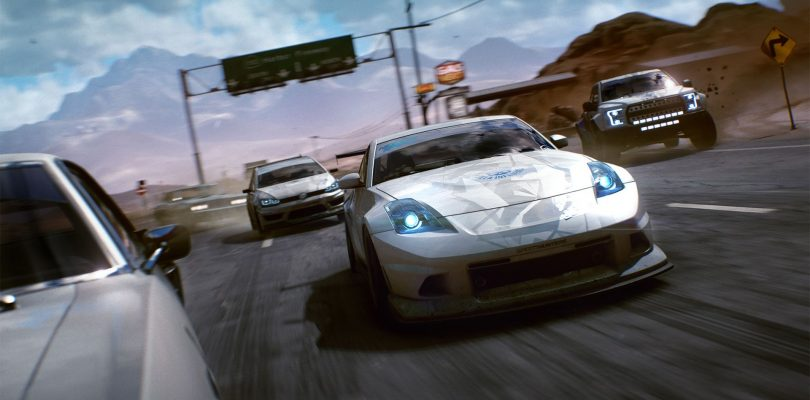 need for speed road race