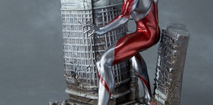 Gecco Unleashes Ultraman with a New Pre-Painted Model Kit