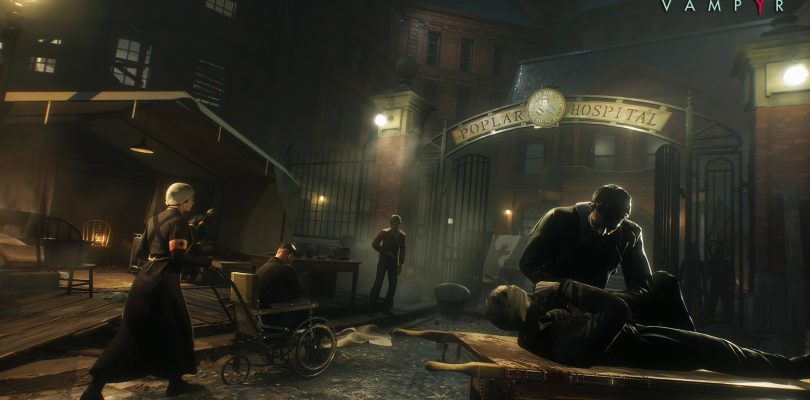 Dontnod Delays Their Upcoming Action RPG Vampyr