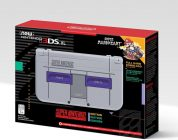 New Nintendo 3DS XL SNES Edition Headed To The U.S.